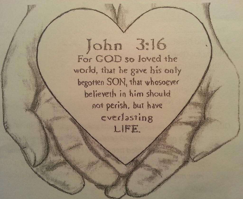 John 3-16 script