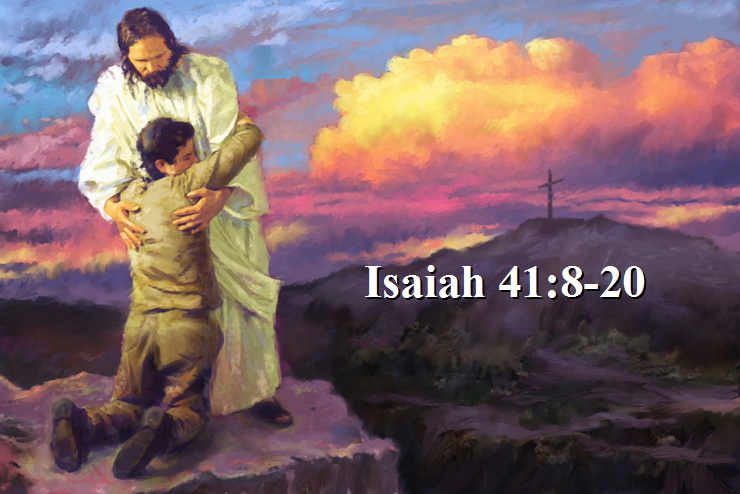 Isaiah 41 8-20