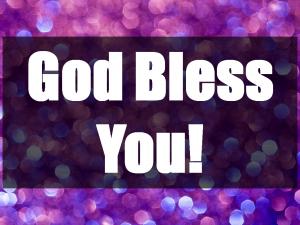 NBBC God Bless You