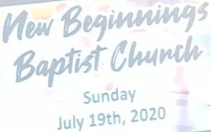 sermon 7-19-2020