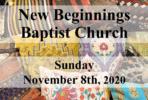 Nov 08, 2020
