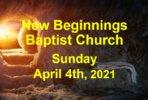 NBBC April 4, 2021